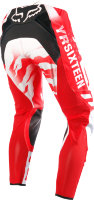 Мотоштаны Fox Flexair Union Pants Red W30 (15757-003-30)